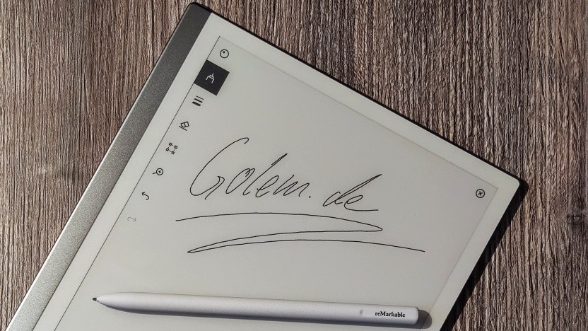 Das E-Ink-Tablet Remarkable 2