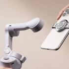 Butterweiche Kameraschwenks: Gimbal DJI OM 4 mit Magnet statt Klemme