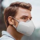 Corona: LG präsentiert Schutzmaske mit eingebautem Luftaufbereiter