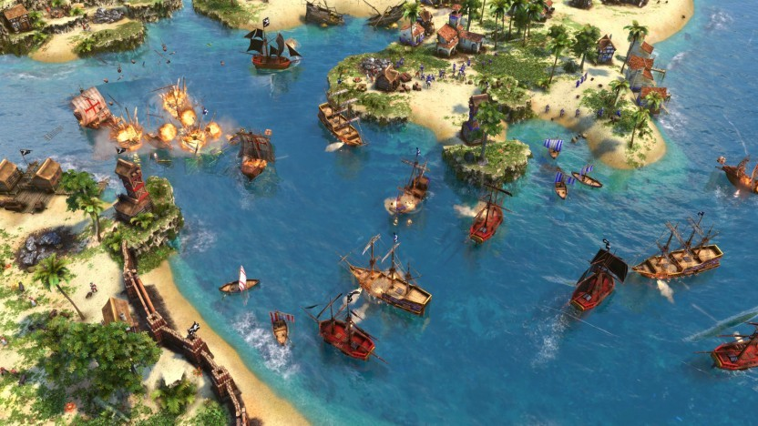 Artwork von Age of Empires 3 DE