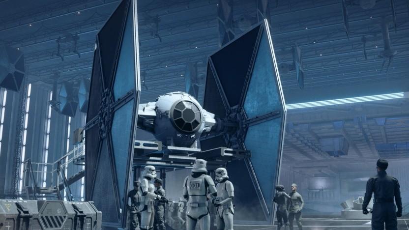 Artwork aus Star Wars Squadrons