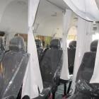 Umgebauter Hiace-Van: Kleinbus bekommt stärkere Lüftung gegen Corona