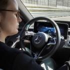 Autonomes Fahren: Die neue S-Klasse übernimmt im Stau das Lenkrad