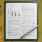 E-Ink: Digitaler Notizblock nutzt 14-Zoll-E-Paper-Display