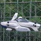 Urban Air Mobility: Skydrive testet Flugauto mit Pilot