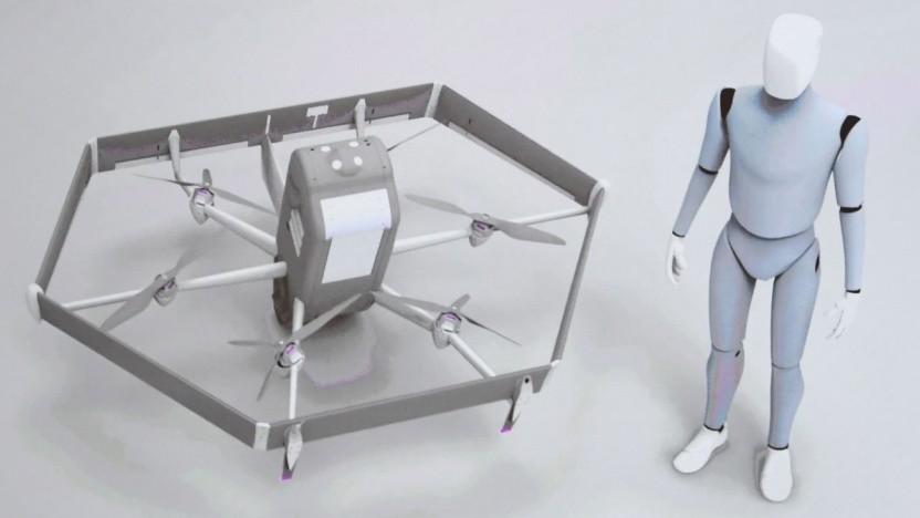 Handel in den USA: Amazon kann bald Lieferungen per Drohne testen
