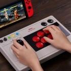 8bitdo: Controller macht die Nintendo Switch zum Arcade-Kabinett