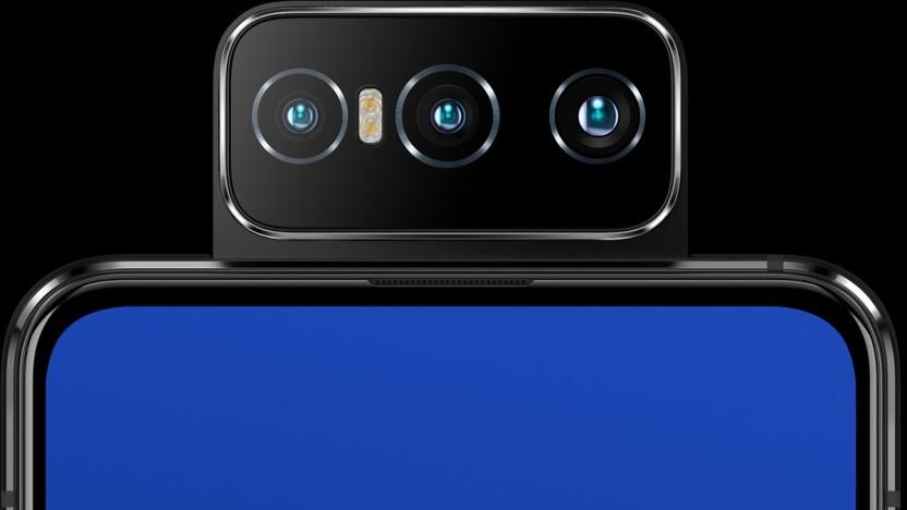 Das Zenfone 7 von Asus