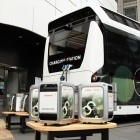 Moving e: Toyota und Honda entwickeln mobile Energiestation