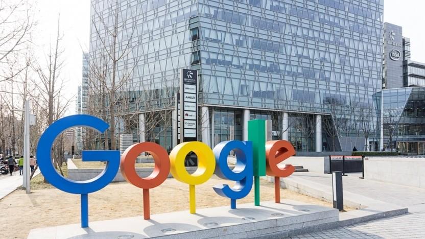Google gibt die Digitalsteuer an die Werbekunden weiter.