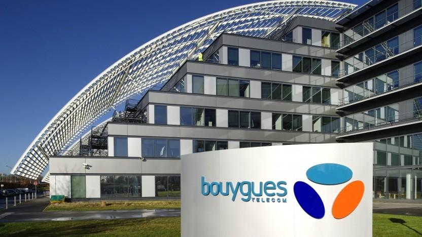 Sitz von Bouygues Telecom