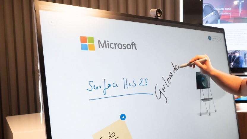 Das Surface Hub 2S bekommt Zugang zu Windows 10 Pro und Enterprise.