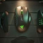 Naga Pro: Razers Drahtlos-Maus hat zwölf, sechs oder zwei Seitentasten