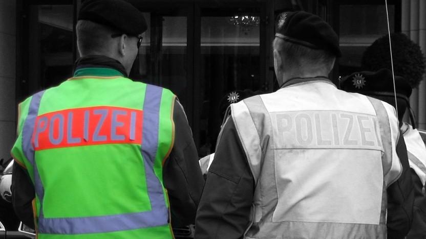 Bei unberechtigten Datenabfragen durch die Polizei ist eine Kontrolle schwierig (Symbolbild).