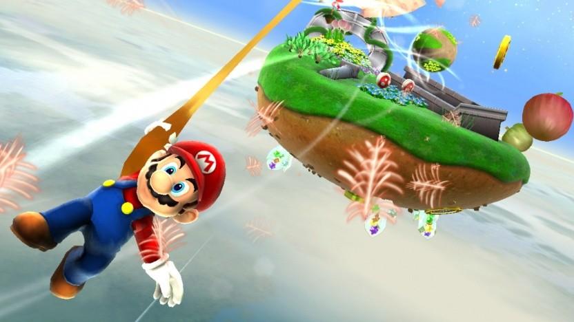 Artwork von Super Mario 3D All-Stars