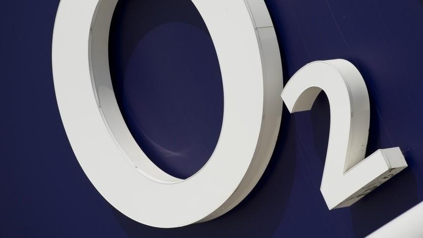 Das Logo von O2