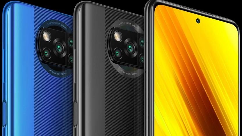 Das Poco X3 NFC von Xiaomi