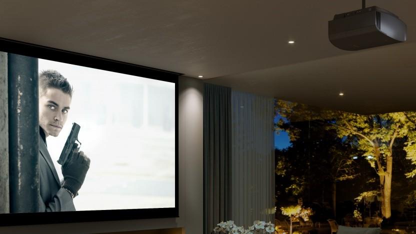 Sony stelle neue 4K-Projektoren vor.