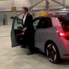 Elektromobilität: VW-Chef Diess will nicht mit Tesla kooperieren