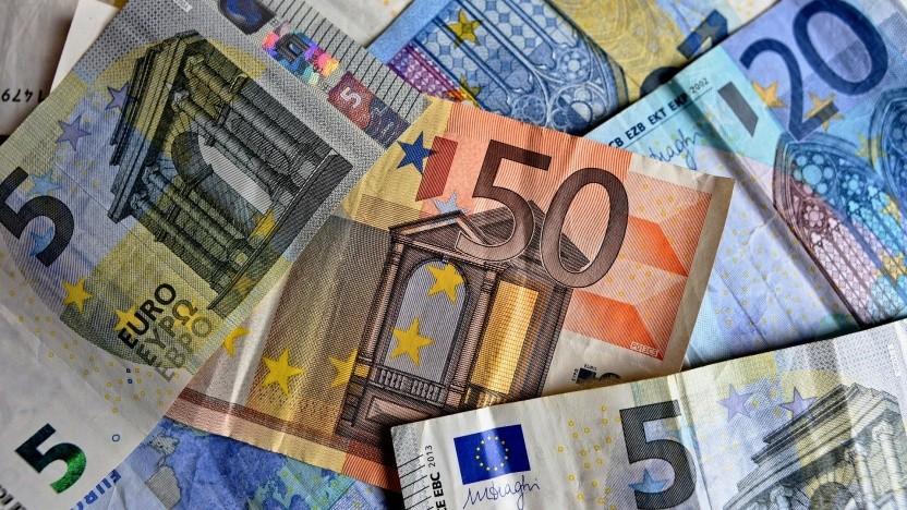 Bargeld ist in Deutschland immer noch recht beliebt.