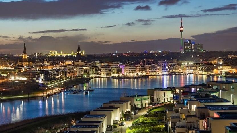 Der Ruhr-CIX bindet auch Dortmund mit ein.
