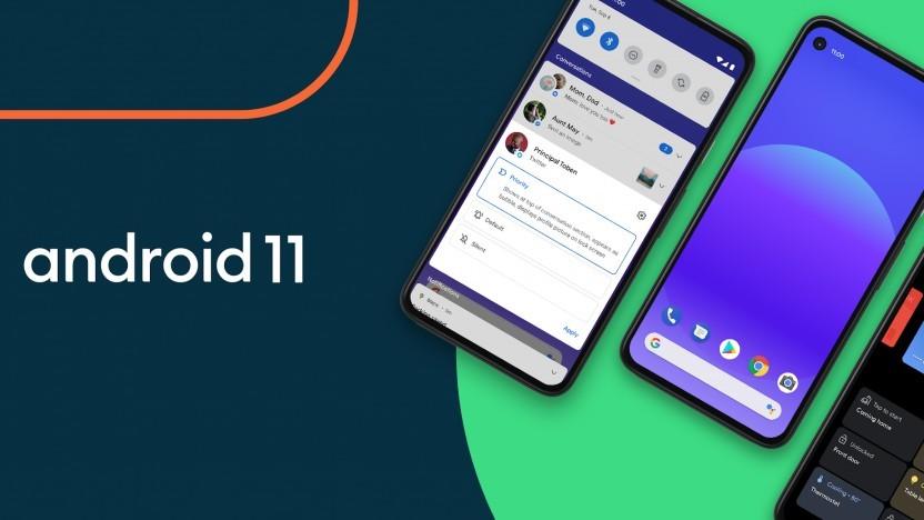 Google hat mit der Verteilung von Android 11 begonnen.