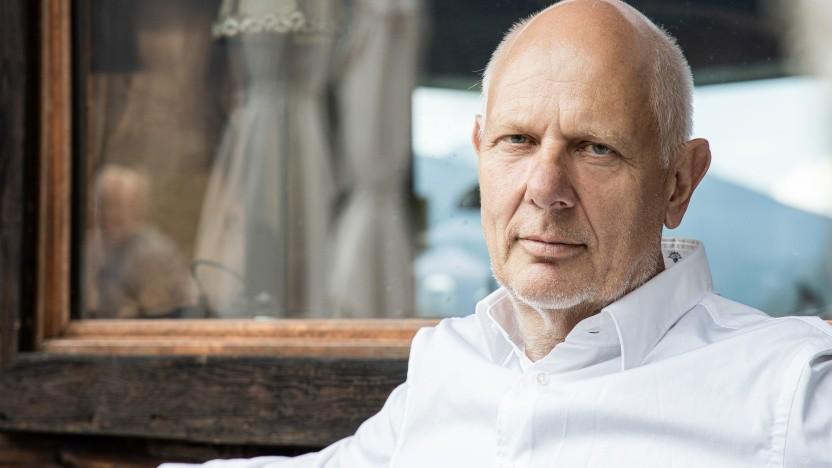 Der Trend- und Zukunftsforscher Matthias Horx ist ein überzeugter Elektroautofahrer.