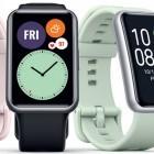 Huawei Watch Fit: Bunte und leichte Sportuhr mit Alltags-Ausdauer vorgestellt