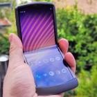 Razr 5G im Hands-on: Neues faltbares Razr mit 5G kostet 1.500 Euro