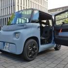 Probefahrt mit Citroën Ami: Das Palindrom auf vier Rädern