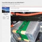 Model Y: Tesla befestigt Kühlaggregat mit Baumarktleisten