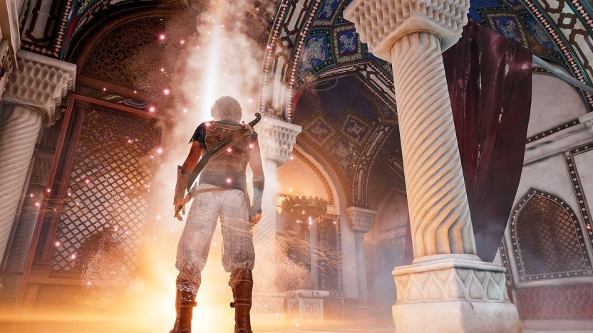 Artwork von Prince of Persia: The Sands of Time Remake