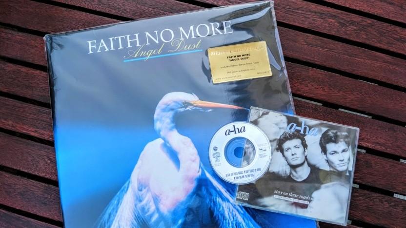 CD-Verkäufe werden in den USA erstmals seit den 1980er Jahren wieder von Schallplatten überholt.
