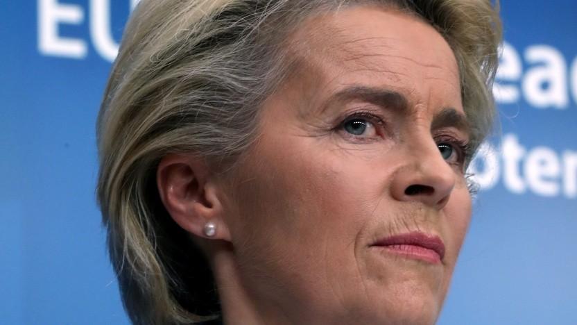 Die EU-Kommission unter Ursula von der Leyen will den Kindesmissbrauch im Netz bekämpfen.