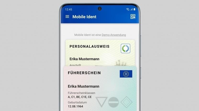 Der Start der Personalausweis-App ist für 2021 geplant.