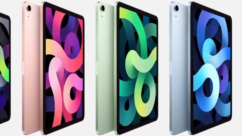 Das neue iPad Air von Apple