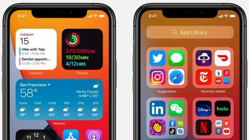 Das neue iOS 14