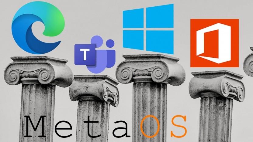 Microsoft will eine gemeinsame Plattform für verschiedene Apps bringen.