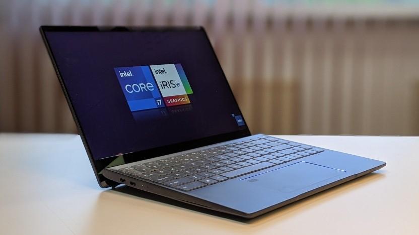 Whitebook mit Core i7-1185G7 (Tiger Lake)