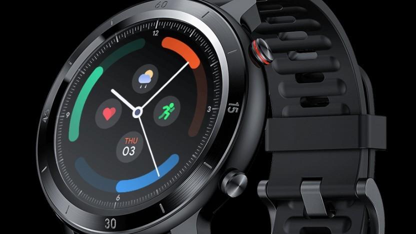 Die Ticwatch GTX von Mobvoi