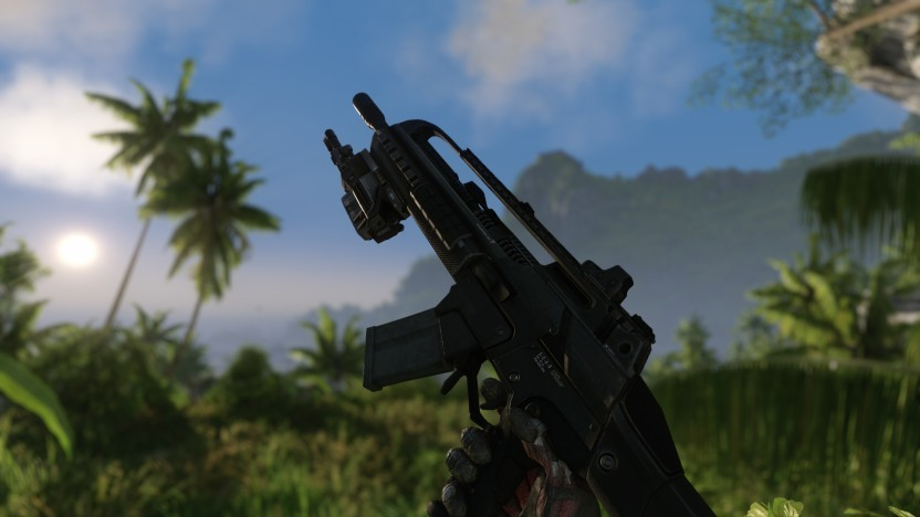 "Die legendäre ""First Light""-Szene in Crysis Remastered"