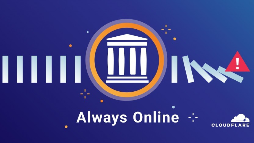 Cloudflare kooperiert mit dem Internet Archive.
