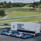 Elektromobilität: Porsches Akku-Truck speichert 2,1 Megawattstunden