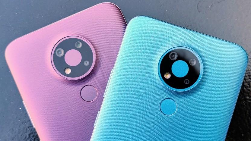 Das Nokia 3.4 von HMD Global
