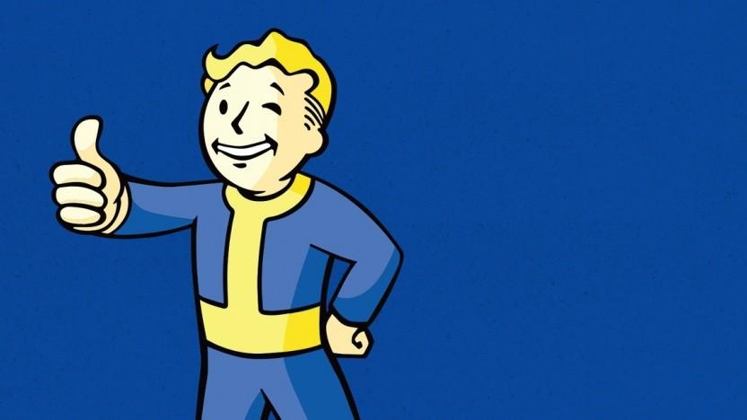 Artwork von Fallout