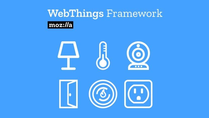 Mozilla stellt Webthings ein.