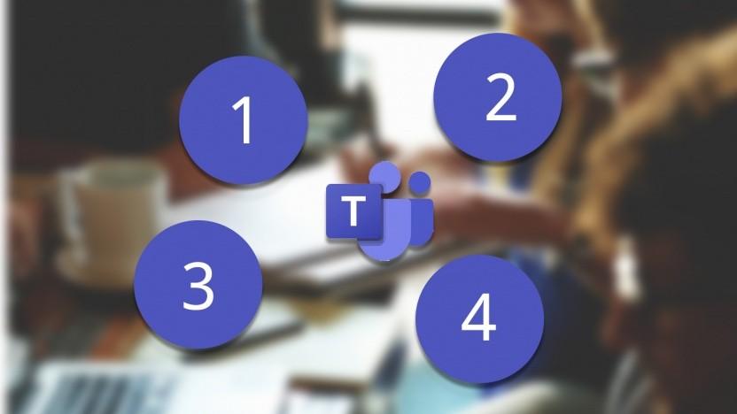 Teams-Besprechungen können künftig aufgeteilt werden.