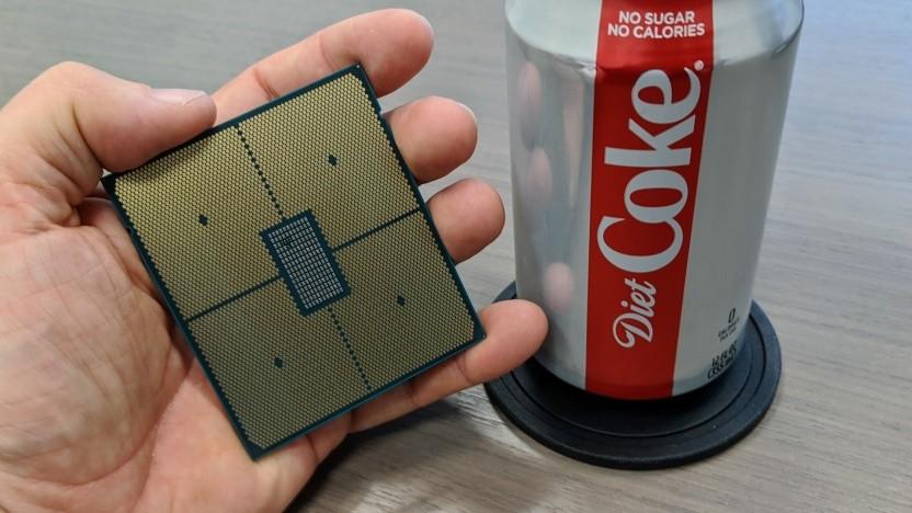 Ein aktueller Ampere Altra basierend auf Neoverse N1