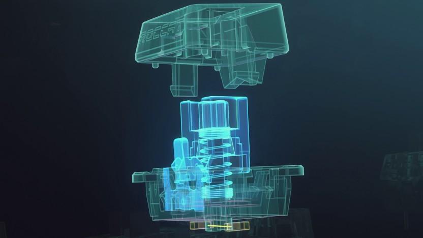 Der Titan Switch Optical in der schematischen Darstellung
