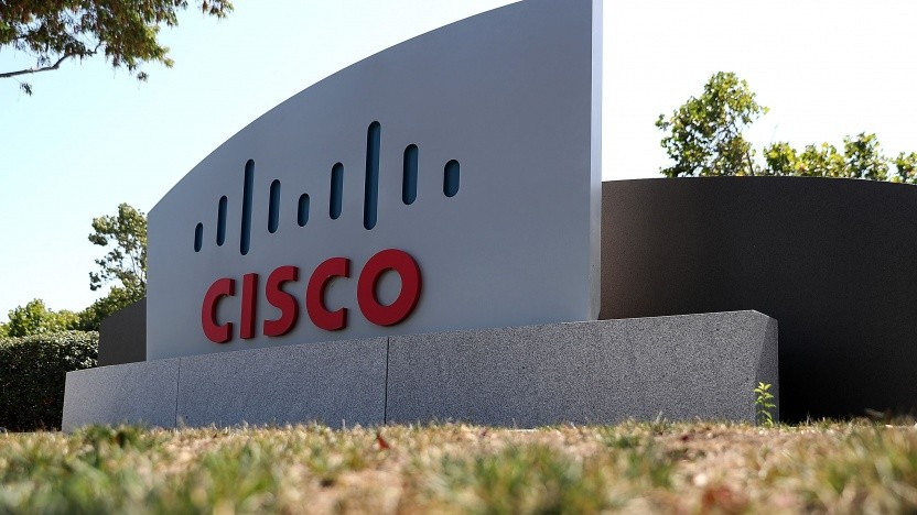 Cisco-Hauptsitz in den USA